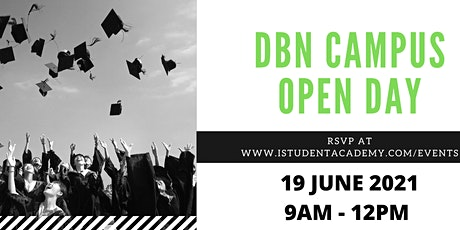 iStudent Academy DBN Open Day tickets