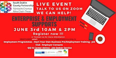 Enterprise & Employment Supports Event tickets