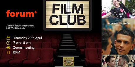 forum+ International LGBTQ Film Club tickets