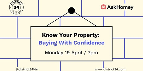 Know Your Property: Buying With Confidence tickets
