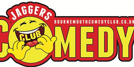 Jaggers  Stand up Comedy Show Bournemouth. Saturday night comedy fun tickets