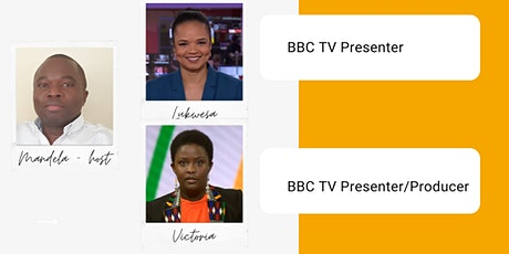 Career Advice For Young People  - A Career as a TV Presenter tickets