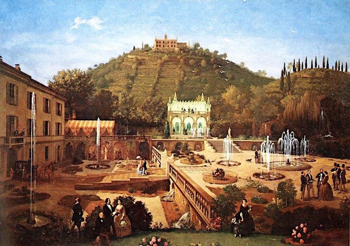 Immagine Storie di Pietre e Santi: il giardino e i saloni di Palazzo Richiedei