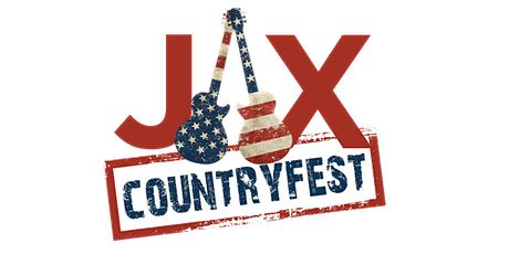 JaxCountryFest  - 12 Stages - 60 Artists - September 11, 2021 Jax Beach FL tickets