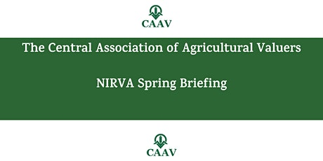 CAAV NIRVA Spring Briefing tickets