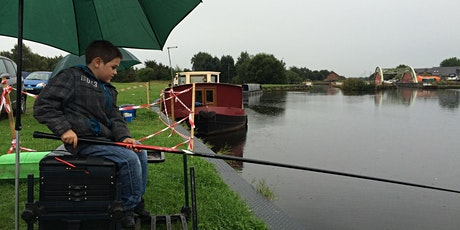 Free Let's Fish! - Brewood - Learn to Fish session - SPACE tickets