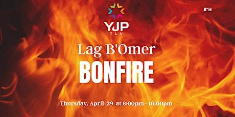 YJP Lag B'Omer Bonfire tickets