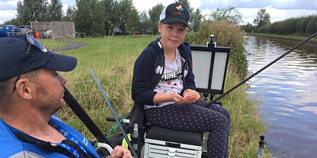 Free Let's Fish! - Northampton - Learn to Fish session - NNAC tickets