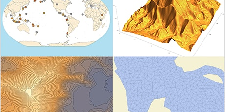 Free webinar - Wolfram Technologies for Geoscience Research and Teaching biglietti