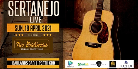 Sertanejo Live 2021 - Trio Evidencias tickets