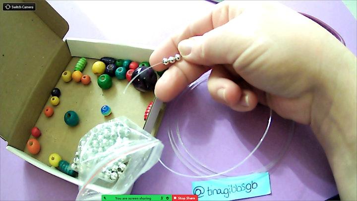 How to make and use your labour beadline image