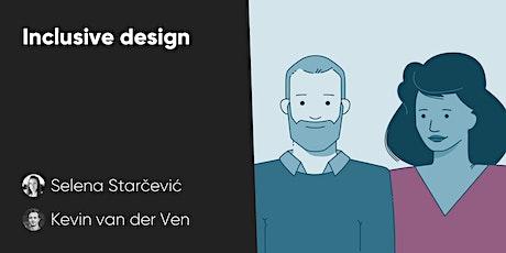 Inclusive design - Service design webinar voor zorgprofessionals tickets