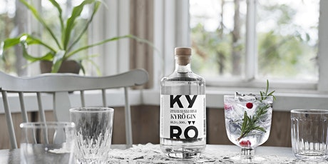Virtuelles Gin Tasting mit Head Distiller Kalle Valkonen Tickets