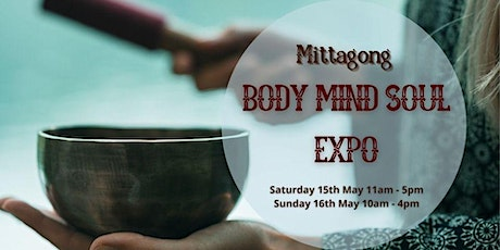 Body Mind Soul Expo Mittagong tickets