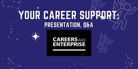 Your Career Support: Presentation, Q&A tickets