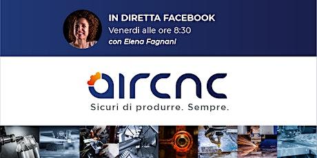 AIRCNC - Vendi e compra produzione meccanica e manifatturiera biglietti