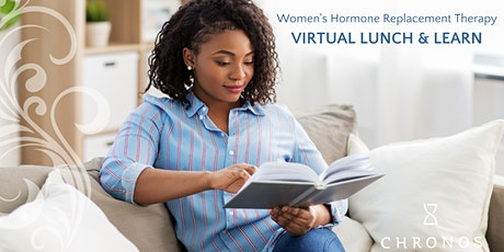 Women's Hormone Replacement Therapy Virtual Lunch & Learn tickets