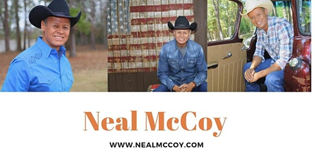 Neal McCoy with Clayton Anderson tickets