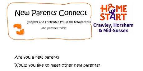 New Parent Connect Group Sessions tickets