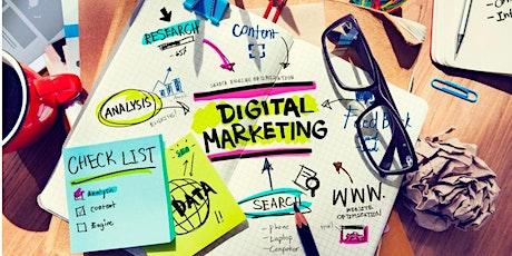WYK Digital: Boosting your business with digital marketing and analytics biglietti