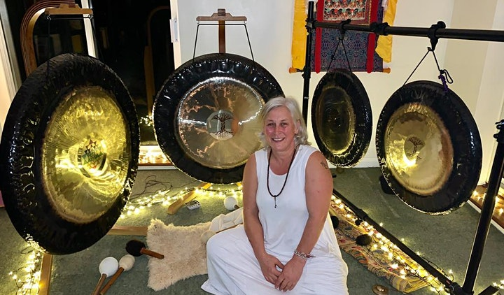 Spring  into summer -  Sunday Gongs with Grace image