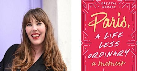 Krystal Kenney and the Art of Self-Publishing Your Memoir biglietti