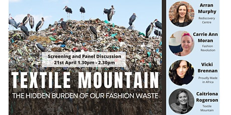 Fashion Revolution - Proudly Made in Africa -Textile Mountain tickets