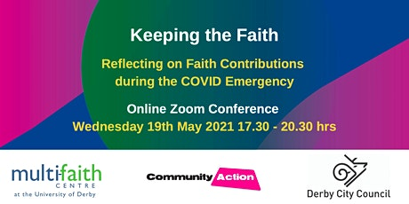 Keeping the Faith: Reflecting on Faith Contributions in the COVID emergency tickets