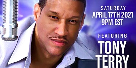 Virtual Music Concert Featuring Tony Terry & BDAY Party for Rob tickets