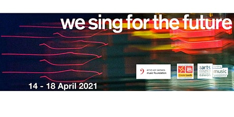 Louth Contemporary Music Society Presents We Sing For The Future tickets