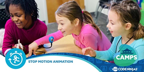 Stop Motion Animation Summer Camp tickets