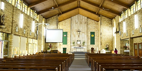 Holy Mass - St.Michael's Meadowbank  18th  Apr 08 am tickets