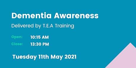 Online Level 2 Dementia Awareness tickets