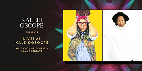 Live! At Kaleidoscope tickets