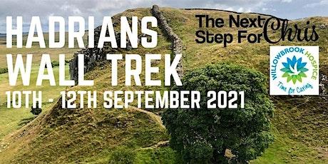 Hadrians Wall Trek tickets