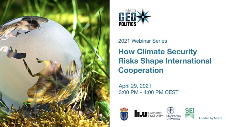 How Climate Security Risks Shape International Cooperation image