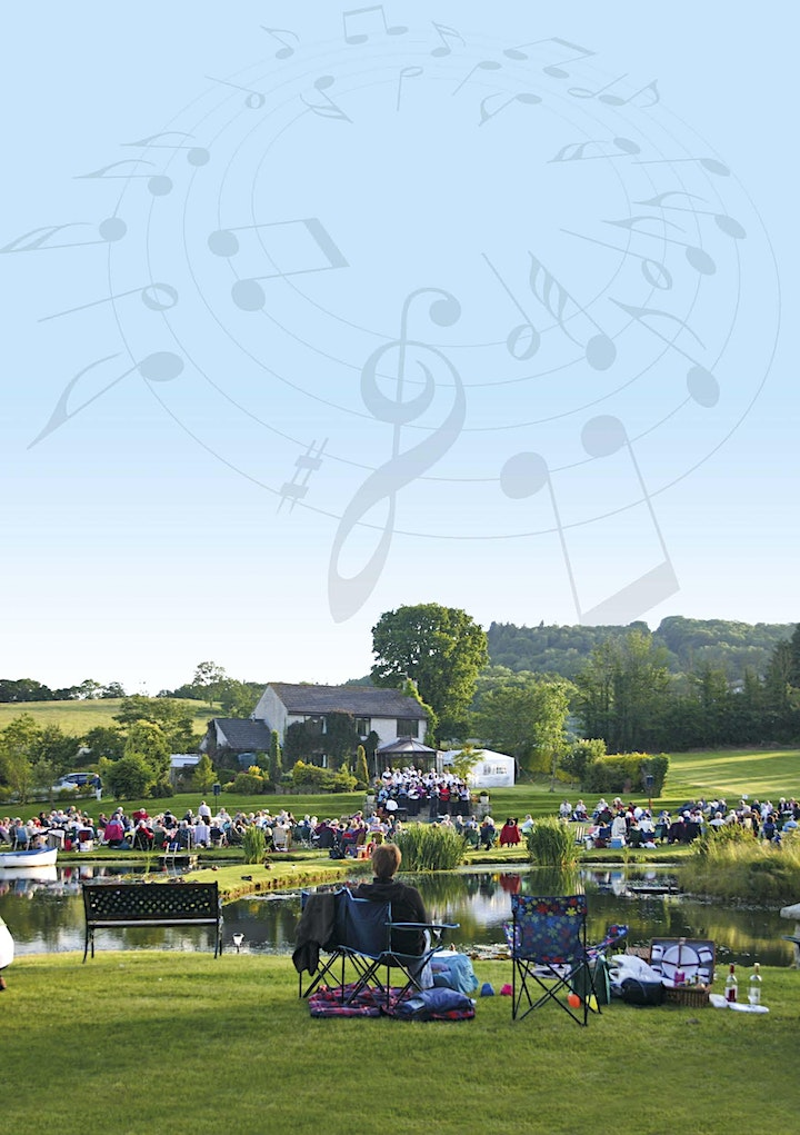 Music for a Summer Night by the Lake at Coryhill image