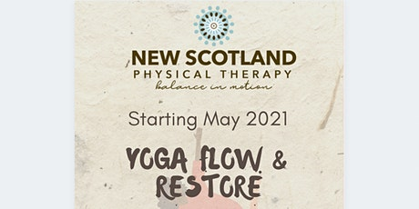Yoga Flow & Restore at New Scotland PT tickets