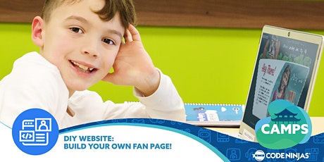 Build Your Own Website @ Summer Camp tickets