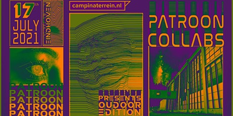 Patroon Festival Campinaterrein tickets