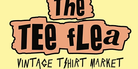 THE TEE FLEA: VINTAGE T-SHIRT MARKET in Adelaide CBD tickets