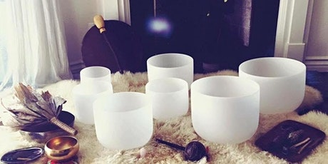 Relaxing Sound Bath Evening - with Jason Kashmouri tickets