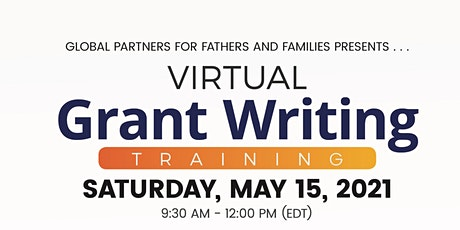 Virtual Grant Writing Training on Zoom (2.5 Hours) tickets