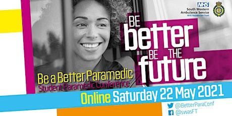 Be A Better Paramedic Student Conference 2021 tickets