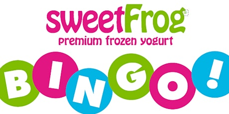 Picture Bingo at sweetFrog Rosedale tickets