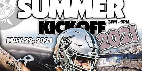 Raider Nation Summer Kickoff 2021 W/Special Guest Maxx Crosby tickets