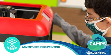 Adventures in 3D Printing @ Summer Camp tickets