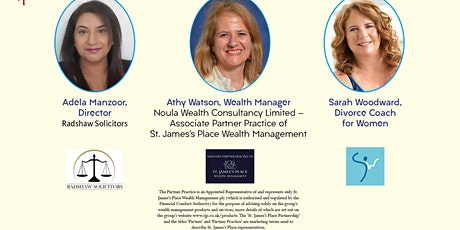 Divorce on the Cards? Dealing with the emotional, financial & legal aspects tickets
