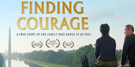 "Private Film Screening - ""Finding Courage"" tickets"