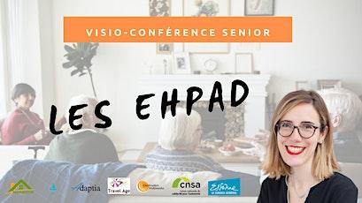Visio-conférence senior GRATUITE - Les Ehpad billets
